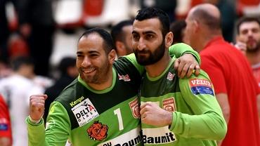 Interviu altfel cu doi dintre cei mai iubiţi stranieri de la Dinamo! Mousavi: