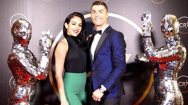 Cristiano Ronaldo are grijă de iubita sa! Câți bani îi dă lunar Georginei