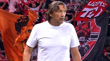 Dario Bonetti reziliază cu Dinamo! Iuliu Mureșan a anunțat cine va conduce echipa la meciul cu FC Botoșani. Update exclusiv