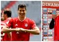 Ce gafă! Dinamo putea să-l transfere pe Lewandowski, dar a preferat un argentinian anonim
