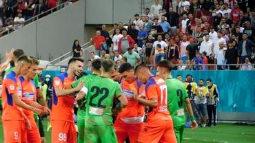 """FCSB - Dinamo, din nou un """"derby cu cântec""""! Cum s-a văzut din tribune duelul celor două galerii. Video+foto"""