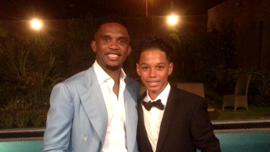 Pe urmele tatălui! Fiul lui Samuel Eto'o a fost selectat în lotul Camerunului pentru Campionatul Mondial U17