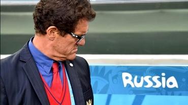 Fabio Capello, DAT AFARĂ de la naţionala Rusiei! Primeşte o AVERE compensaţii