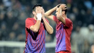 Încă un transfer RATAT de Steaua! Cu cine semnează Rusescu