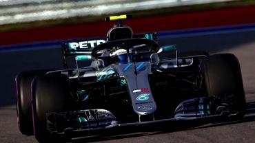 Valtteri Bottas pleacă din pole position în Marele Premiu de Formula 1 al Rusiei