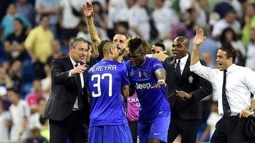 VIDEO / Bucurie NEBUNĂ în vestiarul lui Juventus! Pogba a dat TONUL petrecerii! Vezi imaginile