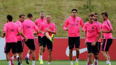 Probleme de lot! Barcelona PIERDE un titluar înainte de startul sezonului