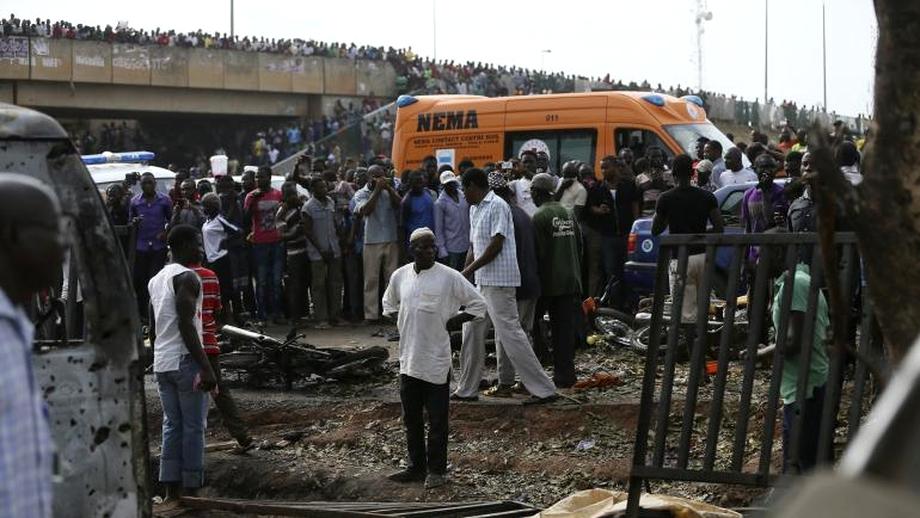 Atentat în Nigeria: Cel puţin 92 de morţi şi 160 de răniţi