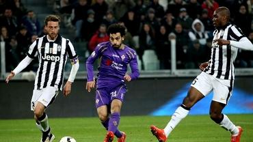 Cupa Italiei / Surpriză URIAŞĂ la Torino! Salah, EROU pentru Fiorentina
