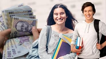 Stimulente financiare pentru elevii de nota 10 la Evaluarea Națională și Bacalaureat. Sumele au rămas neschimbate din 2014