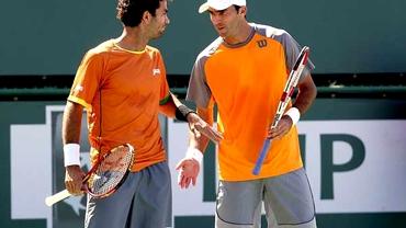 DE VIS! Tecău se poate bate cu Djokovici în semifinale!