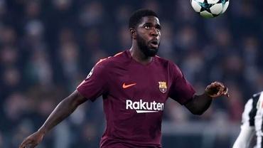Pleacă Umtiti de la Barcelona? E dorit în Premier League