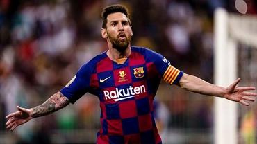 Lionel Messi şi-a ales