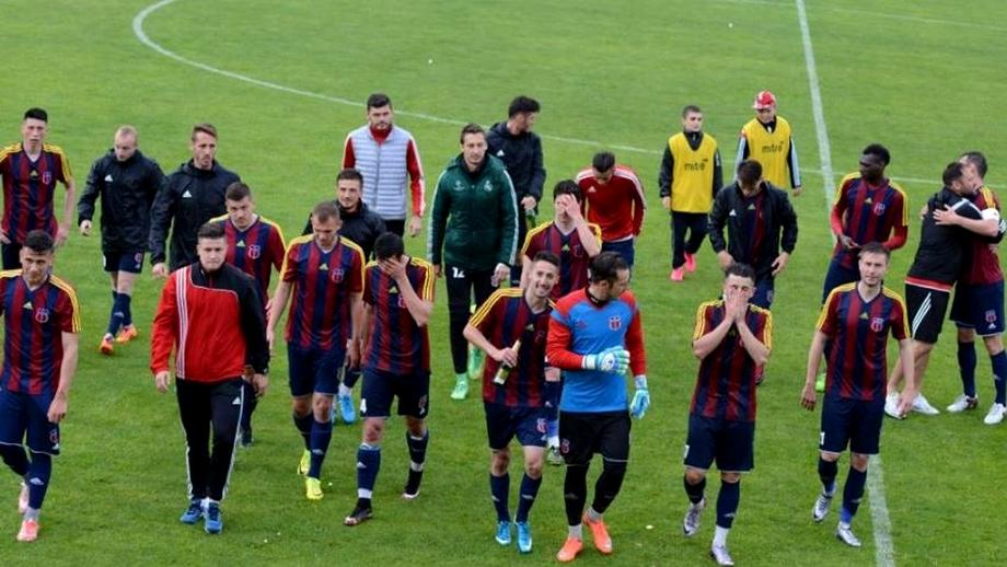 Salvată de la faliment, Luceafărul Oradea se mută din oraş. Unde va juca în viitor echipa din Liga 2