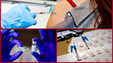 Riscul de cheaguri după vaccinul Johnson & Johnson de 40 de ori mai mic decât cel de deces din cauza COVID. Cum funcționează serul
