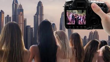 Cine sunt fetele arestate după ce au pozat goale pe balcon, în Dubai. Unele provin din Moldova