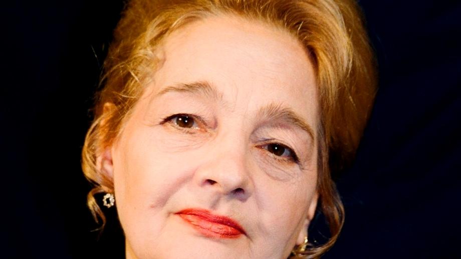 Actrița Georgeta Luchian Tudor, soția lui Tudor Gheorghe, a murit