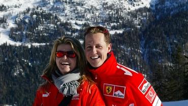 O nouă informaţie EXCELENTĂ despre starea lui Schumacher: