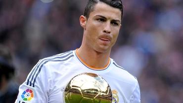 """""""Fără îndoială, Ronaldo va cîştiga Balonul de Aur"""""""