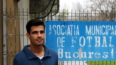 Claudiu Baboia, fostul secretar general al AMFB, interzis în fotbal!