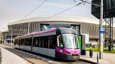 Cum arată tramvaiele ultra-moderne de producție românească. Astra Arad a livrat primele garnituri la Cluj-Napoca