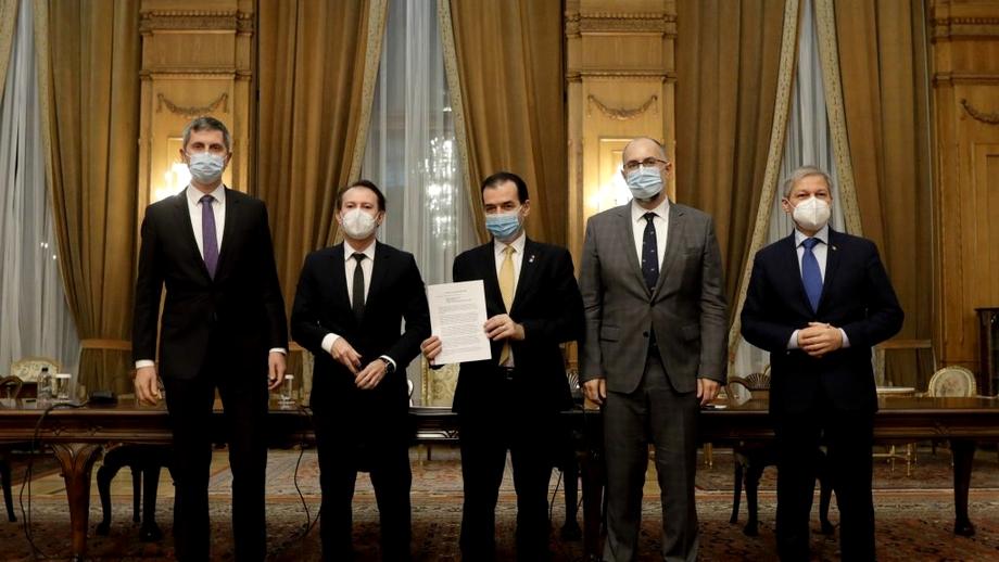 Cum va arăta viitorul Guvern Florin Cîțu. Numire surpriză la Ministerul Finanțelor