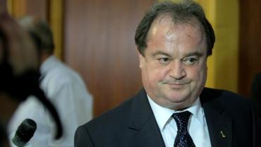Vasile Blaga,  sub control judiciar într-un dosar de trafic de influenţă