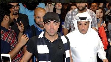 VIDEO / Xavi, primit ca un REGE în Qatar! AZI va fi prezentat oficial la noua echipă