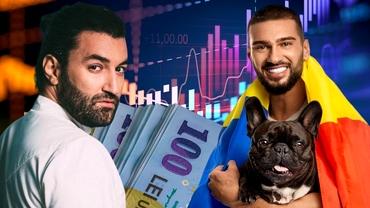 Smiley - cu încasările, Dorian Popa - cu profitul! Câți bani le-au ajuns în conturi celor doi cântăreți în 2020?