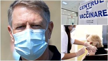 Cum îl contrazic statisticile pe Klaus Iohannis! De ce nu stă bine România la vaccinarea anti-COVID-19