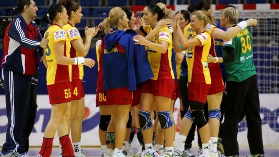 S-au tras grupele Europeanului de handbal feminin. Adversari tari pentru România!