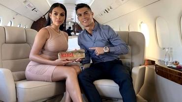 Ascensiunea fulminantă a Georginei Rodriguez, iubita lui Cristiano Ronaldo, de la anonimat la vedetă mondială