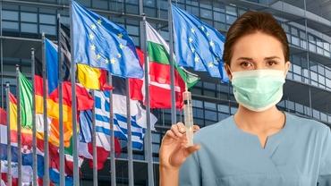 Ce țări au introdus obligativitatea vaccinării contra COVID pentru cadrele medicale. Care au fost reacțiile