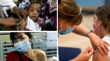 Reticența față de vaccin, obstacol important în lupta contra pandemiei. Ce primesc chinezii care se imunizează