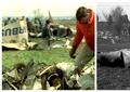Foto. Adevăruri nespuse despre catastrofa aviatică de la Baloteşti. Care au fost ultimele cuvinte ale piloților înainte de prăbuşire