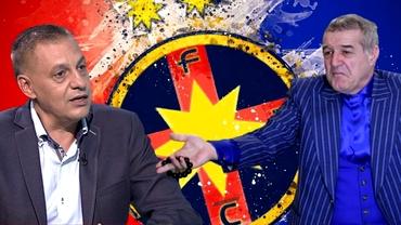 """Editorial-eveniment al lui Andrei Vochin despre circul de la FCSB: """"Mister Becali, nu renunța!"""""""