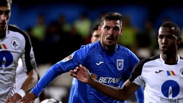 Renato Kelic şi-a reziliat contractul cu U Craiova! Anunţul oficial al oltenilor. FANATIK confirmat