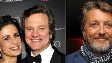 Familia lui Colin Firth, terorizată. Soţia actorului, hărţuită de un prieten respins