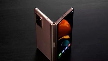 Samsung Galaxy Z Fold 3 promite camere foto de top. Ce noutăți aduce telefonul pliabil