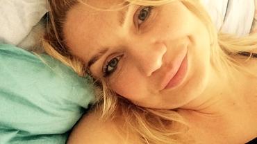 """Ce se întâmplă cu fetița Cristinei Cioran după ce s-a născut prematur și a fost băgată la incubator: """"M-a strâns tare"""""""