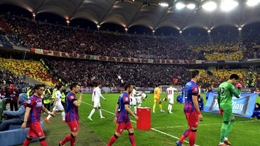 Audienţă FABULOASĂ înregistrată de Steaua - Dinamo! Cîte MILIOANE de români l-au DETRONAT pe SULEYMAN MAGNIFICUL!