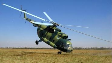 Un elicopter militar S-A PRĂBUŞIT în Kuweit
