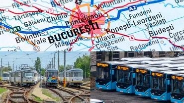 Câte tramvaie și autobuze are Bucureștiul! Parcul STB, probleme cu nemiluita