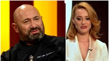 Cine este Jasmina Obradov, blonda care l-a cucerit pe Cătălin Scărlătescu la Chefi la Cuțite. Imagini senzaționale în costum de baie