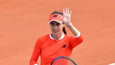 Sorana Cîrstea reintră în Top 50 WTA după parcursul de la Roland Garros. Ce premiu a încasat de la organizatori