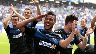 VIDEO / GOL de la 83 de metri marcat în Bundesliga de liderul SURPRIZĂ al campionatului!