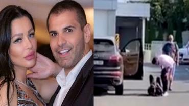 Adevărul despre imaginile difuzate de România TV în care Brigitte Pastramă e agresată într-o parcare de soțul ei. Exclusiv
