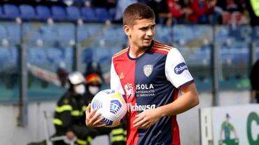 Serie A, etapa a 3-a. Răzvan Marin, desemnat de italieni cel mai bun jucător al lui Cagliari