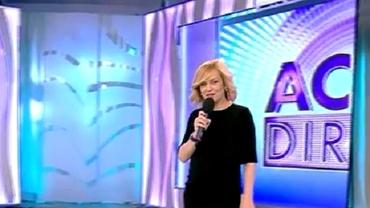 Simona Gherghe și trecutul neștiut al vedetei Antena 1. A fost logodită cu un renumit jurnalist