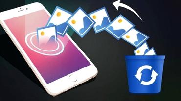 Cum se pot recupera pozele șterse din telefonul mobil. Unde trebuie să umbli